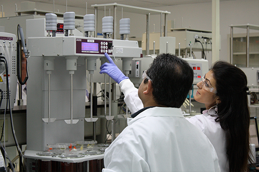 Research & Develoment scientists help bring products from concept through commercialization.